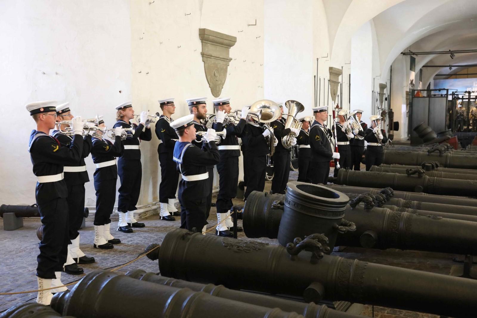 <h1>Danmark som sømagt fra Chr. den 4 og til i dag</h1><h4>Nyåbnet udstilling på Tøjhusmuseet i København </h4>